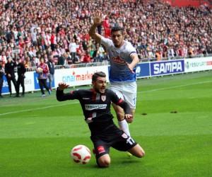Spor Toto 1. Lig: Samsunspor: 0 - Çaykur Rizespor: 0