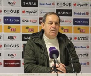 """Yücel İldiz: """"İki hatada 2 gol yedik"""""""