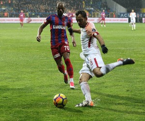 Spor Toto Süper Lig: K. Karabükspor: 0 - Galatasaray: 7 (Maç sonucu)