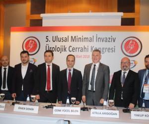 5. Ulusal Minimal İnvaziv Ürolojik Cerrahi Kongresi