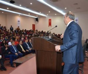 Oğuzeli Belediye Başkanı Mehmet Sait Kılıç Öğrencilerle Buluştu