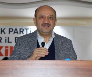 Başbakan Yardımcısı Fikri Işık: 'DEAŞ'ı bahane ettiler bölgeyi parsellediler