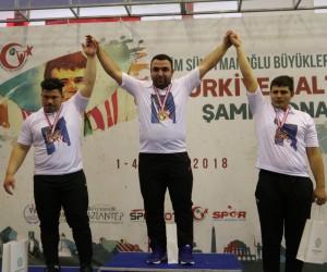 Naim Süleymanoğlu Halter Şampiyonası