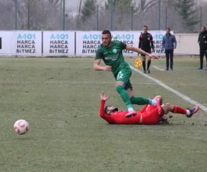 TFF 2. Lig: Sivas Belediyespor: 1 - Mersin İdmanyurdu: 0