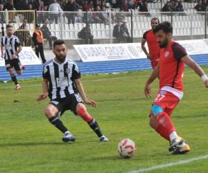 TFF 3. Lig: Aydınspor 1923: 0 Elaziz Belediyespor: 1