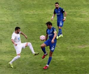 TFF 2. Lig: Fethiyespor: 1 Altay  1