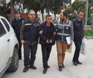 Bastığı sahte paralarla alışveriş yapan şüpheli tutuklandı
