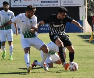 TFF 2. Lig: SBS İnşaat Kırklarelispor: 0 Nazilli Belediyespor: 0