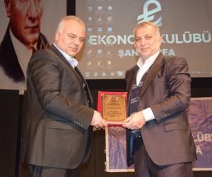 Ak Parti İstanbul Milletvekili Metin Külünk Viranşehir'de