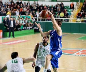 Tahincioğlu Basketbol Süper Ligi: Yeşilgiresun Belediyespor: 90 - İstanbul Büyükşehir Belediyespor: 81