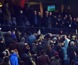 Kadıköy'de 'Ali Koç başkan, Fenerbahçe şampiyon' sesleri