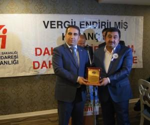 Kağızman'da Vergi Haftası etkinliği düzenlendi