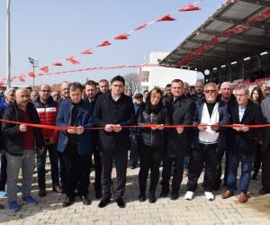 Sezer Erşan'ın ismi spor tesisine verildi