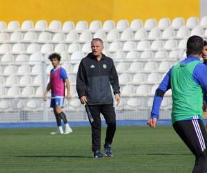 Osmaniyespor FK'de Bahaddin Güneş dönemi sona erdi