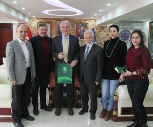 Başkan Kamil Saraçoğlu: Başarı ve mutluluğun ilk şartı sağlık