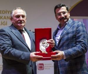 Başkan Yılmaz, Karadere Suları Projesi ile ödül aldı