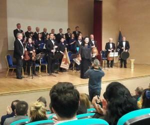 Muhasebeciler Haftası'nda Türk Sanat Müziği konseri