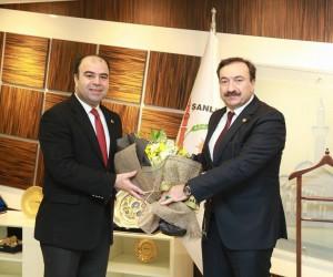 Belediye Başkanı Nihat Çiftçi'den Muhasebeciler Haftasını kutlaması