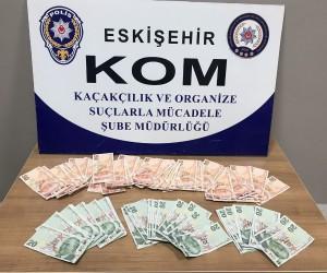 Sahte 3 bin 320 lira ile yakalandı
