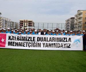 Başkan Atilla'dan Spor Eğitimi Alan Öğrencilere Ziyaret