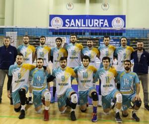 Haliliye Voleybol Takımı, Play-Off'a çıktı