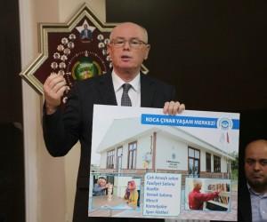 Başkan Kurt, Emek mahallesinde vatandaşlarla buluştu