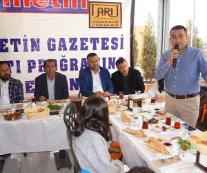 """Başkan Uludağ: """"Sarıçam Platformu 6 ayda farkını hissettirdi"""""""