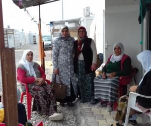 Başkan Karakuş kadınlar için çalışmalar başladıklarını söyledi