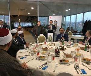 3'üncü Arapça Kitap ve Kültür Günleri'ne katılan alimlerden İslam Coğrafyası'na çağrı