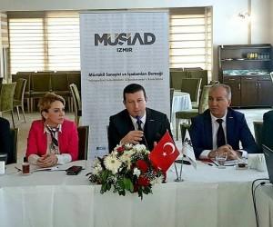 MÜSİAD İzmir Sağlık Sektörü Toplandı