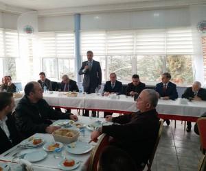 Başkan Adil Biçer: Fizik Tedavi ve Rehabilitasyon ünitesi için planlama yapılıyor