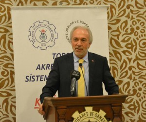 Kamil Saraçoğlu: Ticaret yapan, istihdam oluşturan ve vergi veren tüm firmaları kutluyorum
