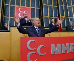 MHP Lideri Bahçeli'den ABD'ye: