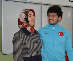 "Ampute futbolcu Barış Telli: ""2024'e hazırız"""