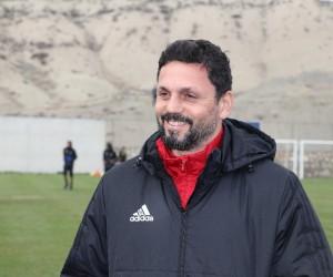 E.Y Malatyaspor'da hedef 30 puan almak