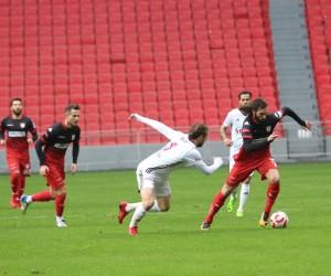 Spor Toto 1. Lig: Samsunspor: 2 - Tetiş Yapı Elazığspor: 0 (Maç sonucu)