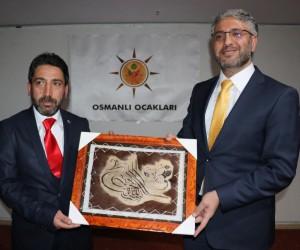 Van'da 'Osmanlı Ocakları' konulu konferans