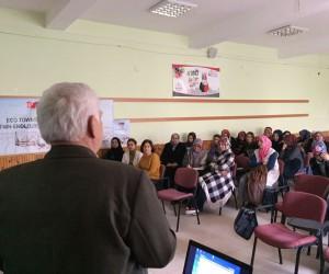 Kayseri'nin Ekolojik İlçeleri Projesi uygulamaya konuldu