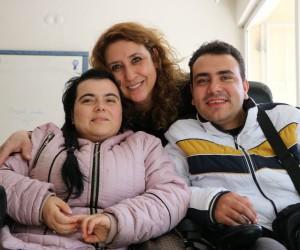 Binlerce engellinin annesi oldu