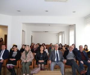 Efeler'de 'Madde, Teknoloji Bağımlılığı ile Kadına Yönelik ve Aile İçi Şiddet' semineri gerçekleştirildi