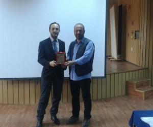 Eskişehir İHH, Cumhuriyet Anadolu Lisesinde 'Yetim Kardeş' projesini tanıttı