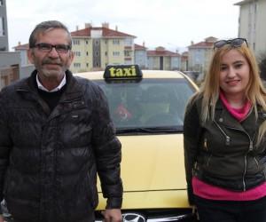 (Özel Haber) Babasına kıyamadı taksiciliğe başladı