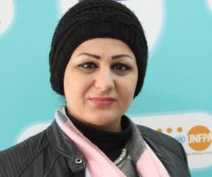 Mülteci kadınlardan 8 Mart için barış mesajı