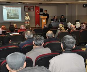 Simav'da aile içi iletişim semineri
