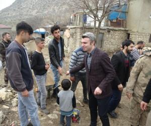 Başkan Yazıcı vatandaşlarla bir araya geldi