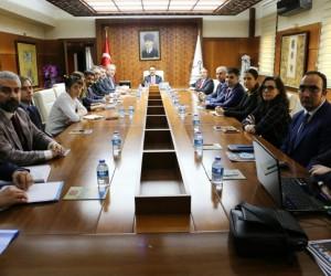 Nevşehir'de turizm ve tanıtım odaklı istişare toplantısı yapıldı