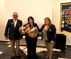 Söke Rotary Kulübü, Kadınlar Günü'nü Unutmadı