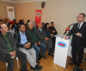 Dede Korkut ve Türk Kültürü Hayatı konferansı