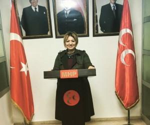 MHP kadın kolları Başkanı Serap Şule Kalın: