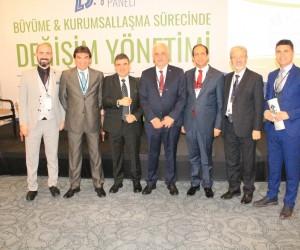 Büyüme ve Kurumsallaşma Sürecinde Değişim Yönetimi Paneli